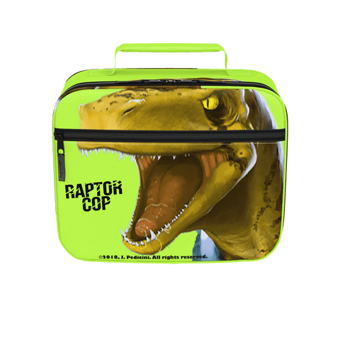 Raptor Cop Lunch box - RaptorCop