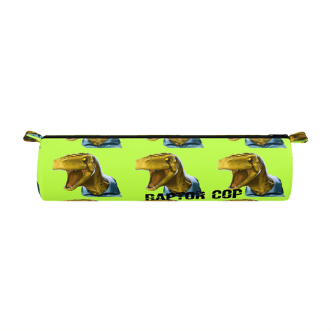 Raptor Cop Head Pencil Case - RaptorCop