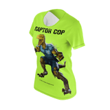 Raptor Cop T-shirt for Women - RaptorCop