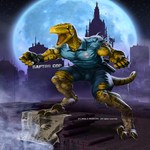 FREE Raptor Cop e-comic book - RaptorCop