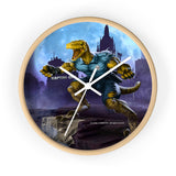 Raptor Cop Wall clock - RaptorCop