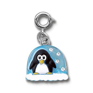 Snow Penguin Charm