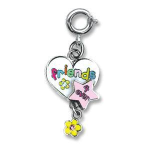 Friends 4 Ever Charm