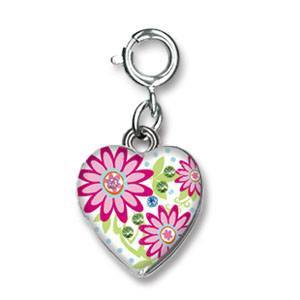 Flowers Locket Charm