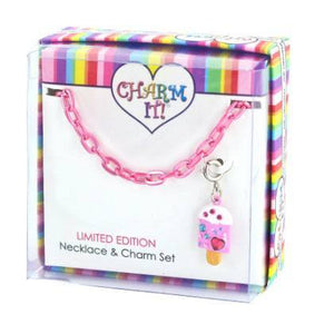 Limited Edition Ice Cream Pop Necklace Set