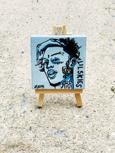 Load image into Gallery viewer, LIL SKIES MINI HAND PAINTED CANVAS