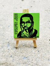 Load image into Gallery viewer, POP SMOKE MINI HANDPAINTED CANVAS
