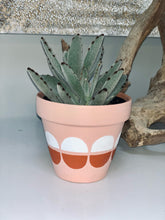 "Load image into Gallery viewer, 4.2"" MEDIUM - BOHO CIRCLE PLANTER"