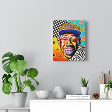 "Load image into Gallery viewer, ""TYLER THE CREATOR"" CANVAS PRINT"