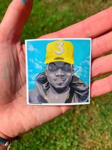 """CHANCE"" STICKER"