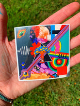 "Load image into Gallery viewer, ""MUSIC MASHUP"" STICKER"