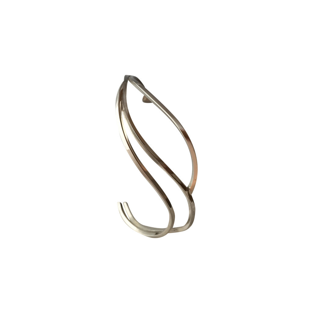 Go With the Flow Cuff Bracelet