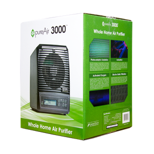 pureAir 3000 - Whole Home Advanced Air Purifier System