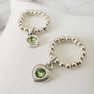 Birthstone of the month: August - Peridot