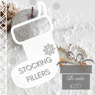 Stocking Fillers - Gifts under £15!