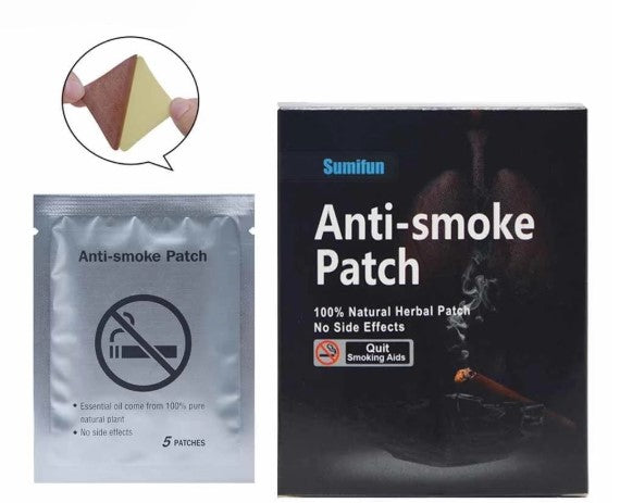 Anti Smoke Patch (35 Patches)