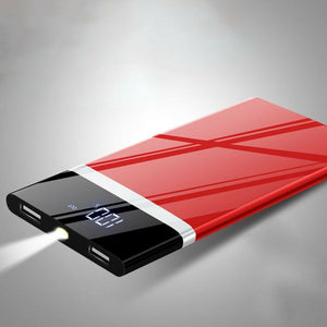 50000mAh Power Bank Portable External Battery