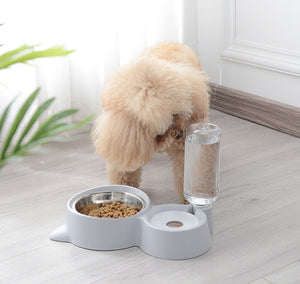 AquaFresh Pet Feeder Set