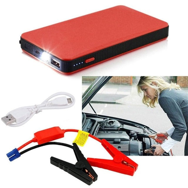 Car Jump Starter Battery Charger Booster