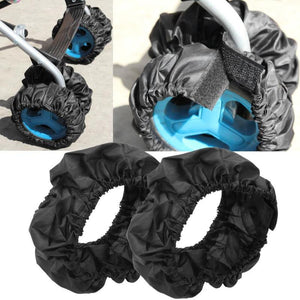 Stroller Wheel Covers