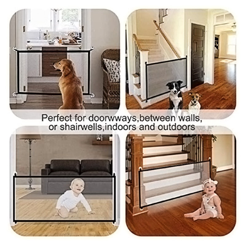 Safety Protector Pet Gate