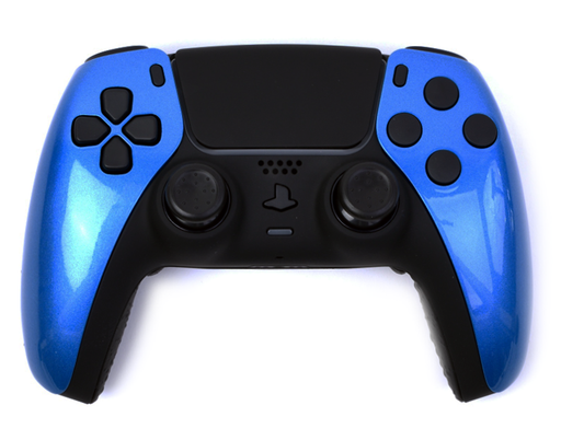 Blue Mandarin PS5 Rocket Controller