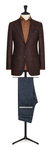 8501 Dream Tweed by Loro Piana. Medlemspris 3.540,-(40% rabat)
