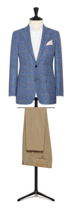 8558-Summertime jacket by Loro Piana (Medlemspris 4.425)