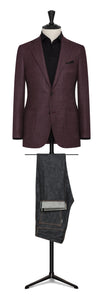 8576- wool jacket from Loro Piana (medlemspris 4.425,-)