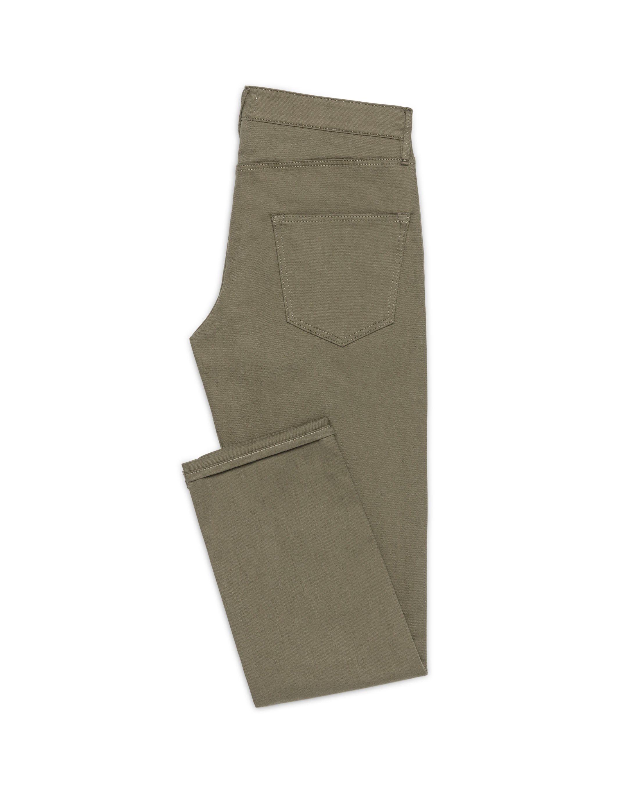 COL003 Khaki 5 pocket Made In Italy. Medlemspris 1.000,-