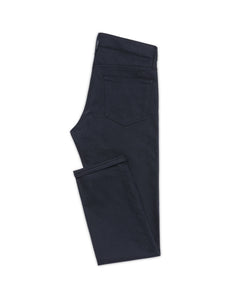 COL004 Navy 5 pocket Made In Italy. Medlemspris 1.000,-