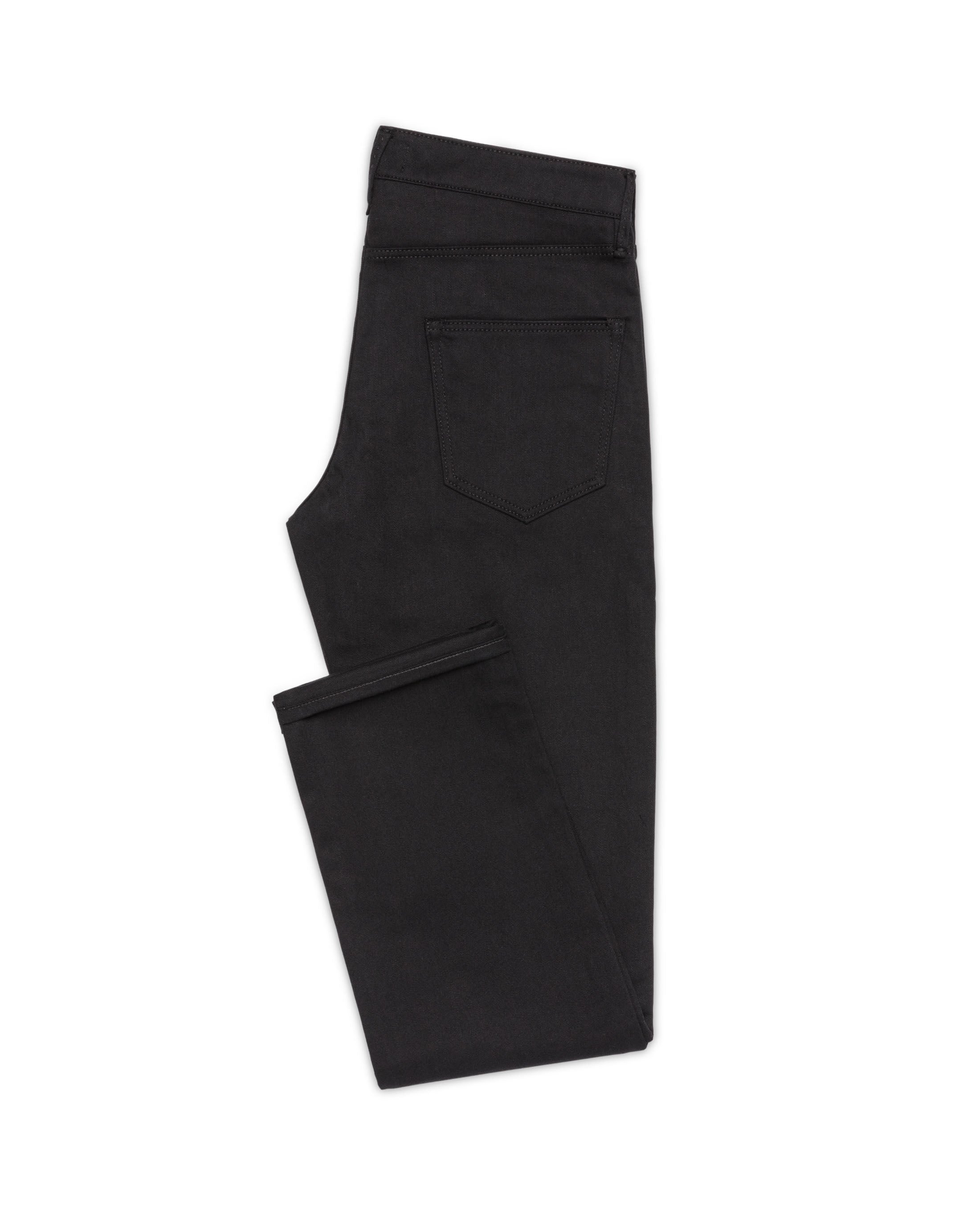 COL006 Black 5 pocket Made In Italy. Medlemspris 1.000,-