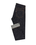 DEN008 Raw Selvedge 5 pocket, Made In Italy