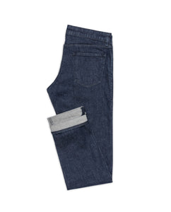 WAS001 Dark blue 5 pocket. Medlemspris 1.000,-