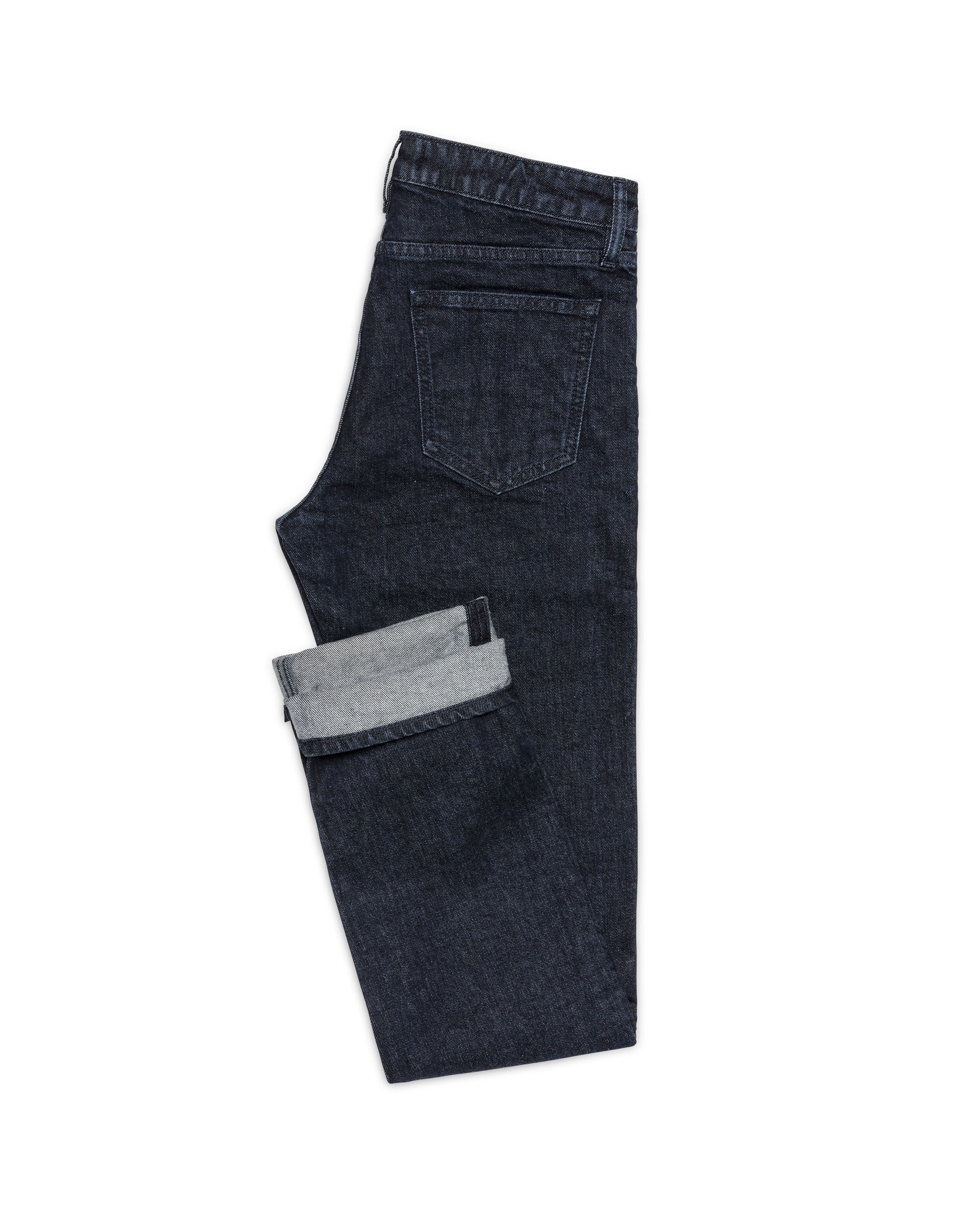 WAS002 Dark blue 5 pocket. Medlemspris 1.100,-