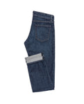 WAS003 Dark blue stretch 5 pocket, Made In Italy