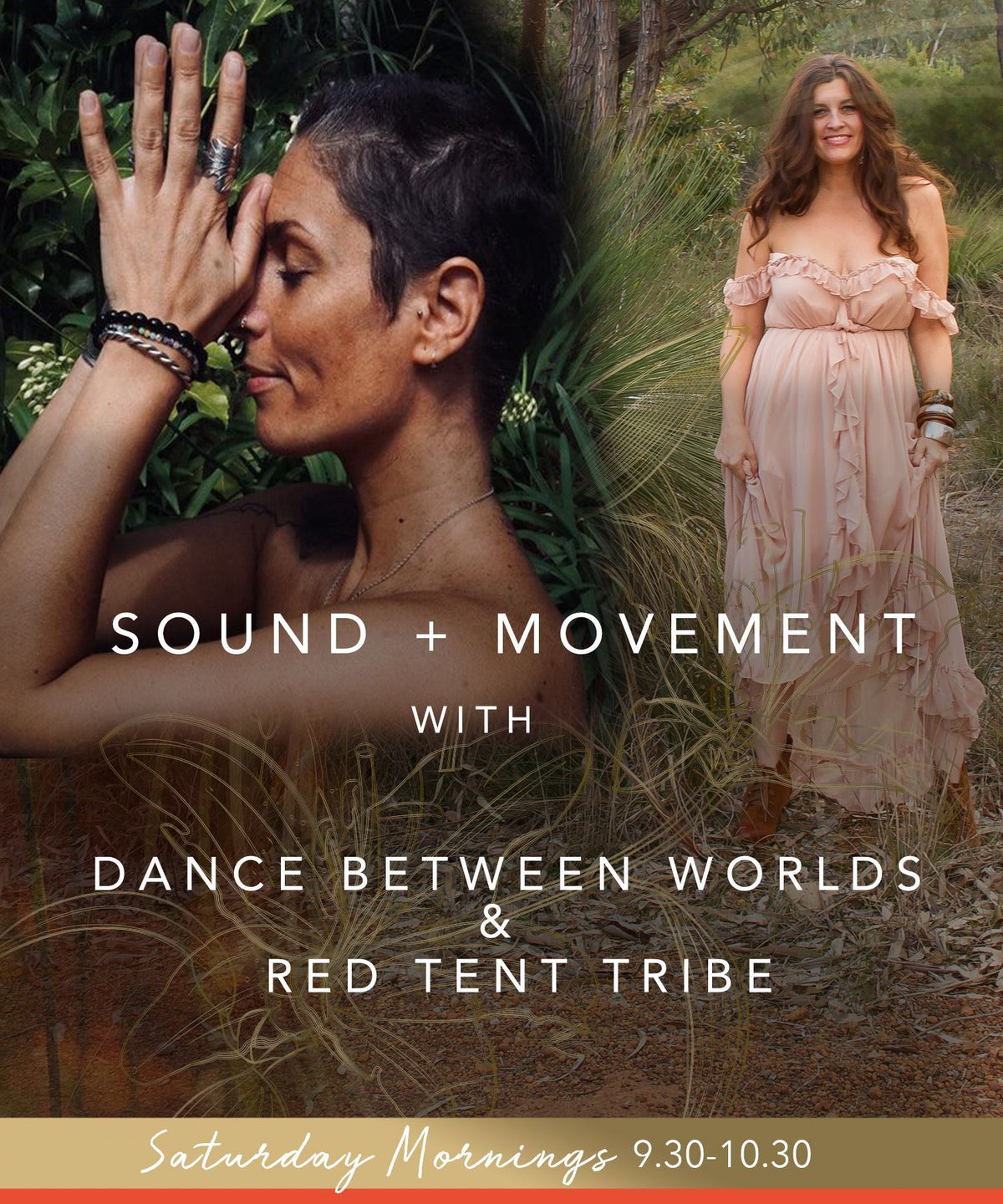 Saturday Red Tent Circle { Reclaim your Yoni power through breath and movement} Red Tent Tribe
