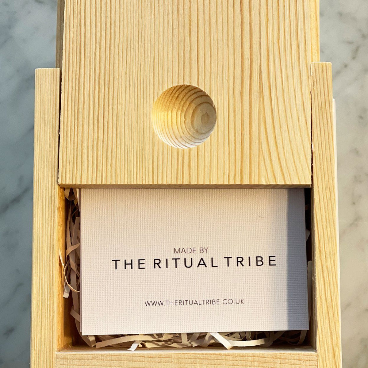 Third Eye Moment Candle ~ Gift Set The Ritual Tribe