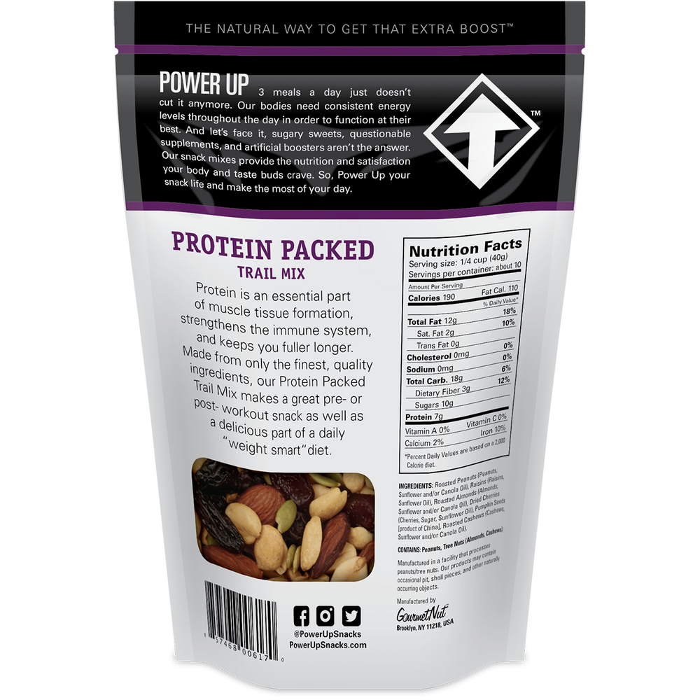 14oz Protein Packed Mix 4 Pack