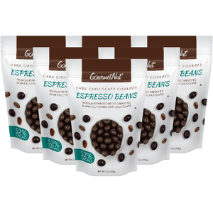 7oz Chocolate Covered Espresso Beans 6 Pack