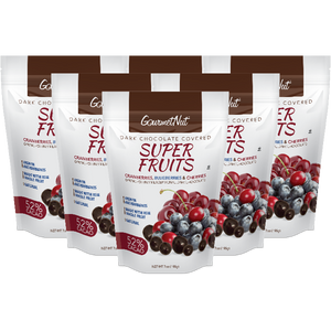 7oz Chocolate Covered Super Fruits 6 Pack