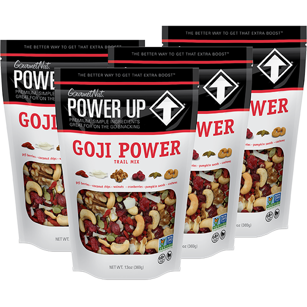 13oz Goji Power 4 Pack