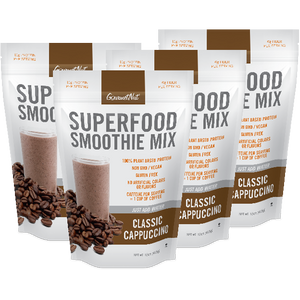 Classic Cappuccino Smoothie 4 Pack