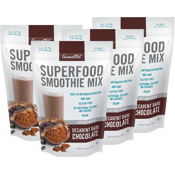 Decadent Dark Chocolate Smoothie 4 Pack