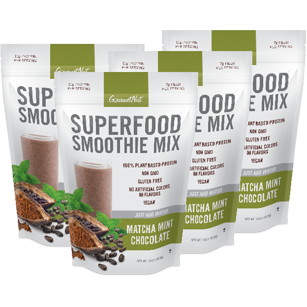 Matcha Mint Chocolate Smoothie 4 Pack