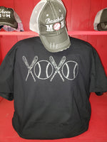 XOXO Baseball Shirt