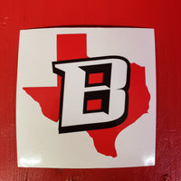 "Burton ""B"" Decal"