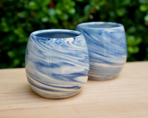 Marbled Espresso Cup