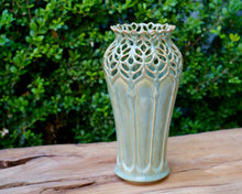 Load image into Gallery viewer, Art Nouveau Vase 4