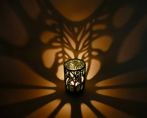 A Woodland Luminary -Medium